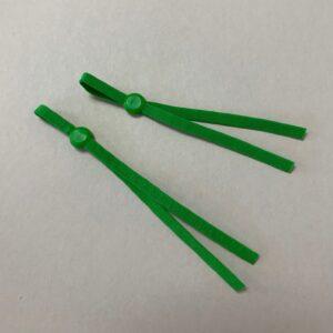 Regulerbar Maske Elastik Grøn
