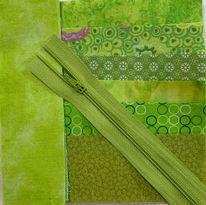 Kit til Lille Lime pung 1