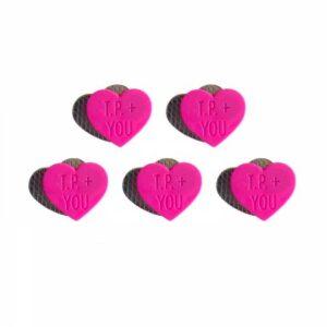 SewTites Tula Pink Hjerter – 5 stk